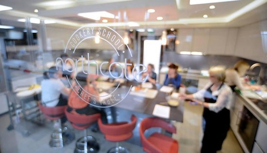 Langho, UK: Northcote Cookery School