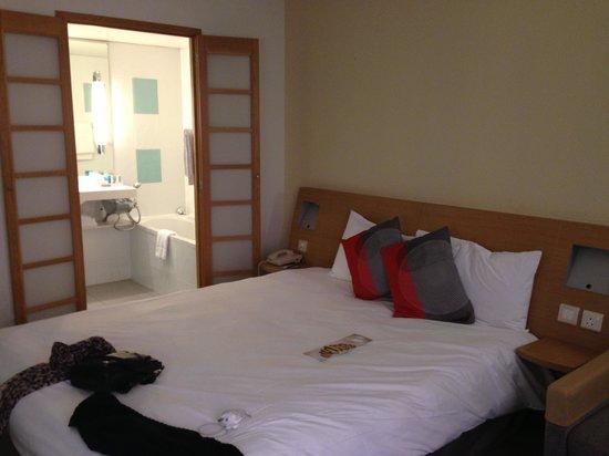Novotel Birmingham Centre: Executive Bedroom