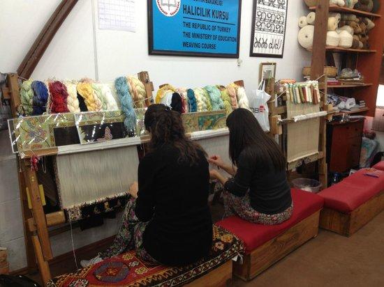 Travel Shop Turkey - Istanbul Day Tours: Turkish Rug Making