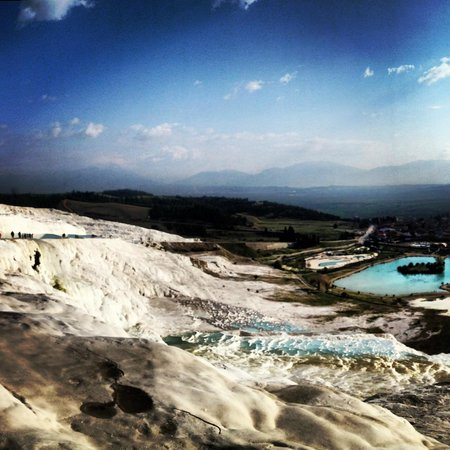 Travel Shop Turkey - Istanbul Day Tours: Pamukkale