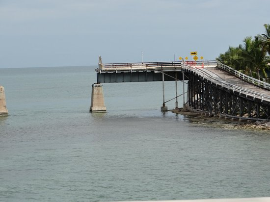 The Overseas Highway : impressionnant !!