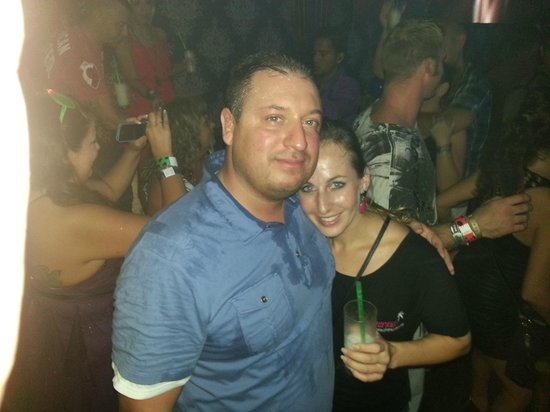 Playacrawl: Bachelor's chaperone