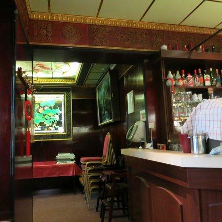 China-Restaurant Golden: Eingangsbereich