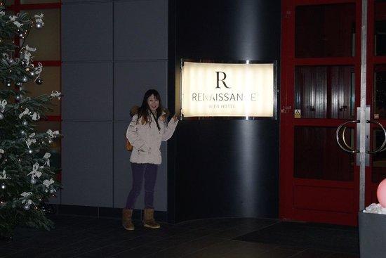 Renaissance Wien Hotel : バラエティ豊かな朝食メニュー