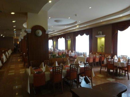 Hotel Wyspianski : Dining Area