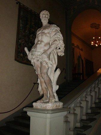 B4 Astoria Firenze: Acceso al comedor