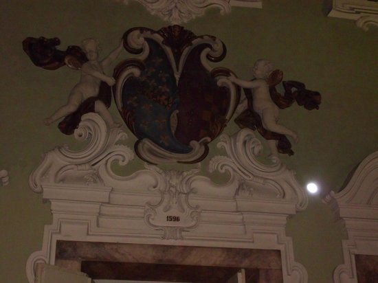 B4 Astoria Firenze: Comedor, detalles