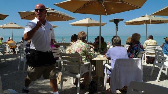 Vanderbilt Beach Resort: Turtle Club restaurant