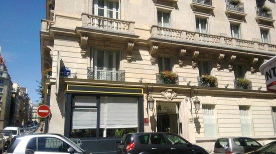Hotel Bradford Elysees - Astotel: façade