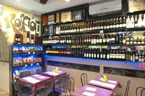 Forno Roscioli Pietro : grande selezione di vini