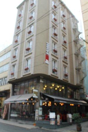 Blu Hotel Istanbul: Blu Hotel