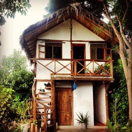 Hostal Los Orishas: bamboo hut