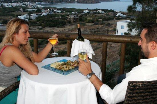 Nicolas Hotel Apartments: ρομαντικη
