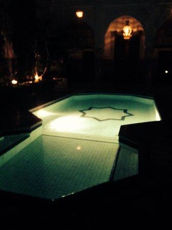 Palais Donab: Pool