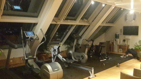 Clarion Collection Hotel With : Gym