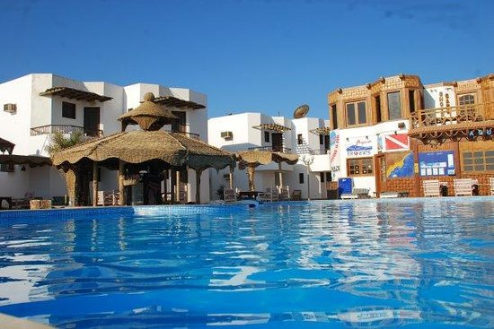 Dyarna Hotel: swimming pool