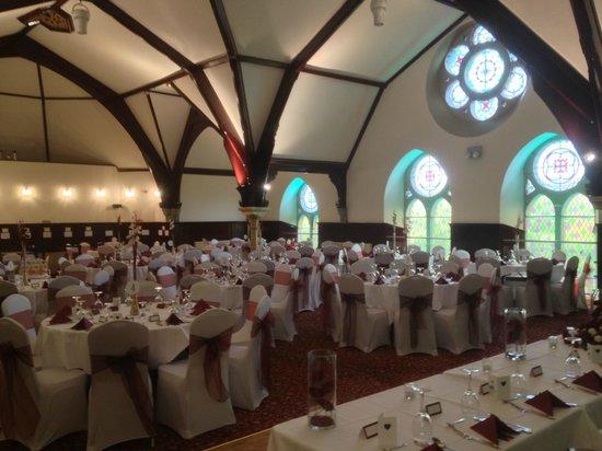 Gulistan House: Gulistan Rose Function Suite Wedding Layout