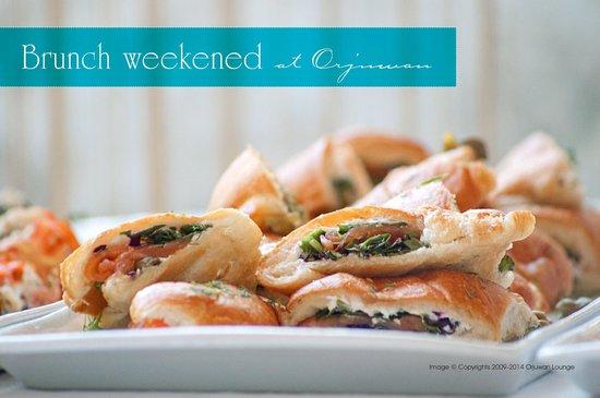 Orjuwan Lounge & Deli: brunch weekends