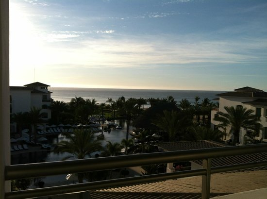 Cabo Azul Resort : The View from our Room
