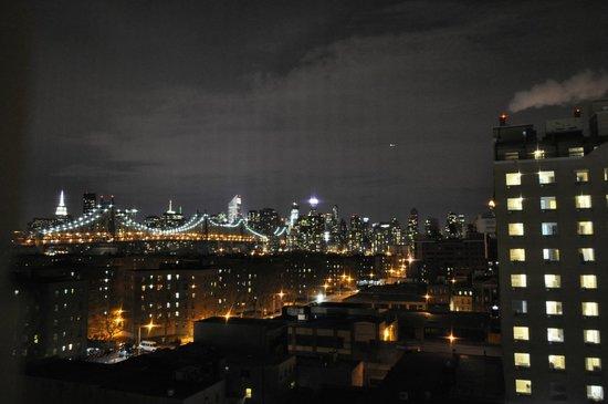Sleep Inn - Long Island City : Dalla camera