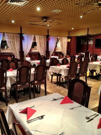 Gulistan House: Gulistan Restaurant Layout 2