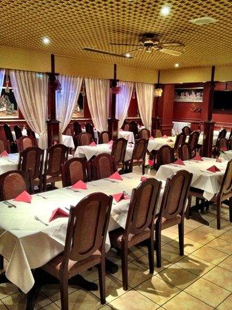 Gulistan House: Gulistan Restaurant Layout
