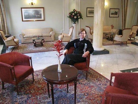 Hotel Mora: Salete interna