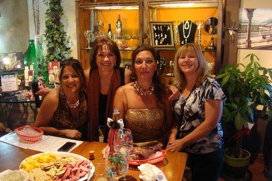 Tesoro Winery : Birthday celebration at Tesoro Old Town