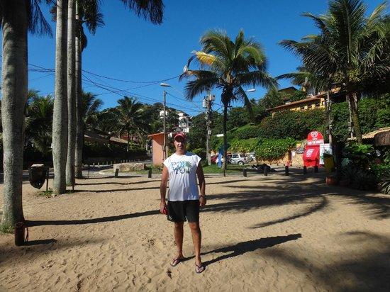 Rio Buzios Beach Hotel: ENTRADA AL BALNEARIO