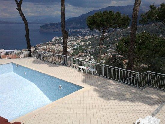Hotel Villa Fiorita: Piscina