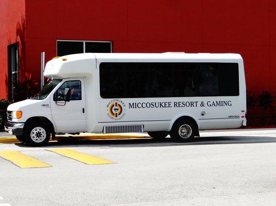 Miccosukee Resort & Gaming : très bel hotel