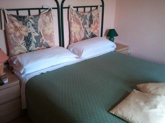 Hotel Villa Fiorita : camera doppia matrimoniale