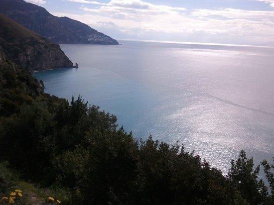 Hotel Villa Fiorita: Panorama