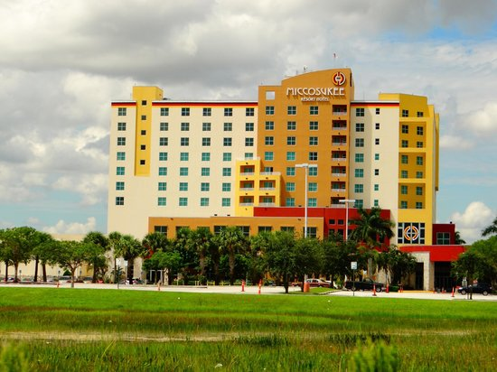 Miccosukee Resort & Gaming: très bel hotel