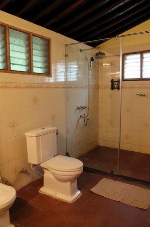 Paradise Resort: salle de bain