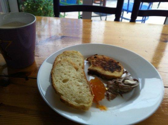 Hotel Dioskouros : desayuno 2