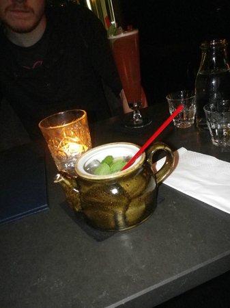 Candeur Dessert & Cocktail Bar : Mad Hatters Brew Cocktail