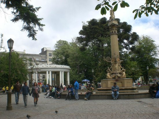 Plaza de la Independencia: praça
