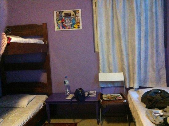Hotel Dioskouros : cuarto!
