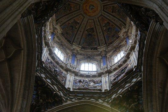 Catedral Nueva: rococó
