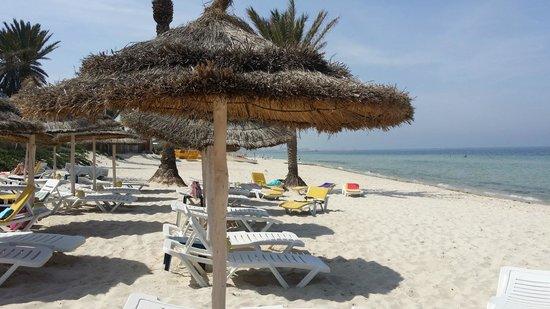 Houda Golf and Beach Club: beach