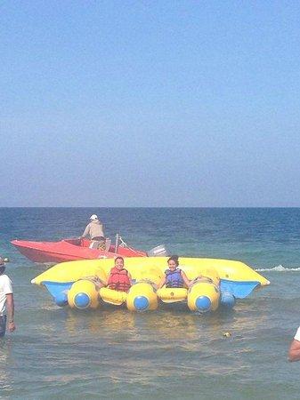 Houda Golf and Beach Club: water sports