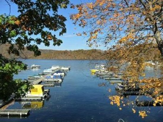 Lake Raystown Resort, an RVC Outdoor Destination: Lake view