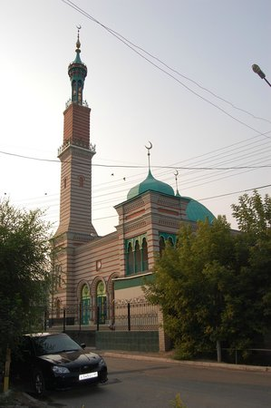 Saratov Great Mosque