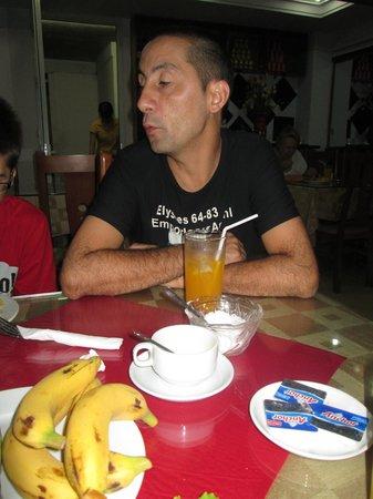 Hanoi Grand Hotel : petit dej