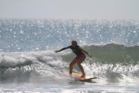 Odysseys Surf School: вот моя удачная фотография