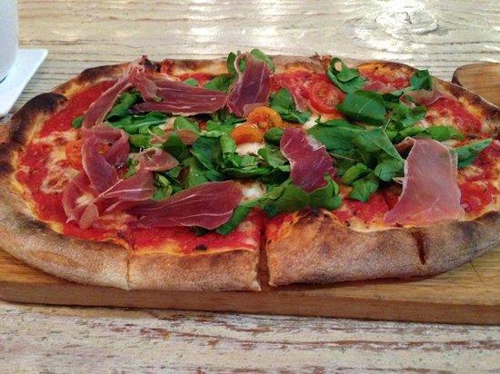 Pan di Bacco: great pizza