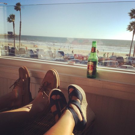 Channel Road Inn - A Four Sisters Inn : View from Oceanfront 101