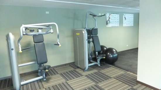 DoubleTree By Hilton Panama City: Exercise Gym 2