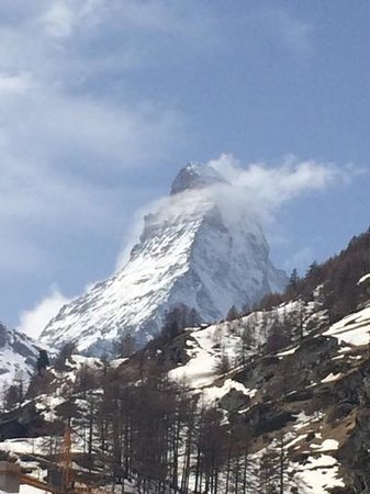 The Omnia: View from the Matterhorn Suite
